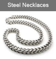 Steel Necklaces