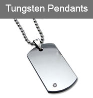 Tungsten Pendants
