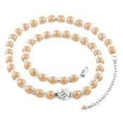 Imitation Pearl Necklaces (6)