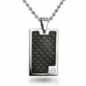 Carbon Fiber Pendants (1)