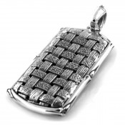 Dog Tag Pendants (5)